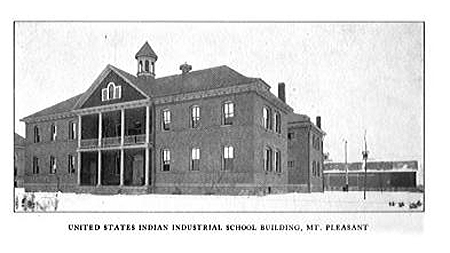 Mt. Pleasant Indian Industrial School